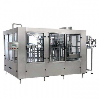 Juice Hot Filling Machine PET Bottle Concentrate Juice Line