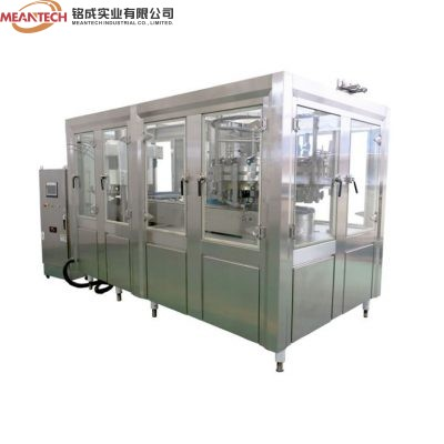 18000BPH Automatic   Water Bottle Filling Machine For Sale