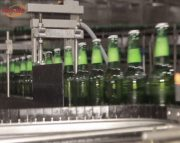 Glass Beer Filling Machine Video