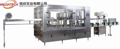 Carbonated Water Filling Machine Supplier China