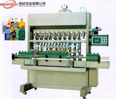 Fully Automatic Oill Filling Machine Bottles 3000BPH For Sale