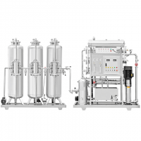 10Tons Per Hour Reverse osmosis water treatment machine For Sale>