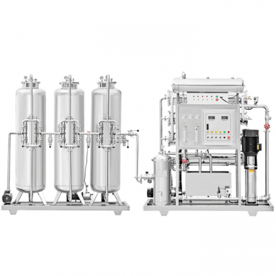 10Tons Per Hour Reverse osmosis water treatment machine For Sale
