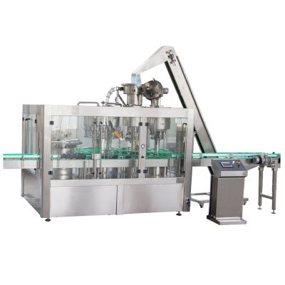 Beverage Filling Machine Price Fully Automatic   China Manufacture For bottle water line For Sale