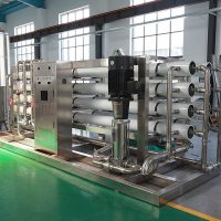 Commercial High Capacity Reverse Osmosis System / Water filtration equipment manufacturers /Water Purified Equipment>