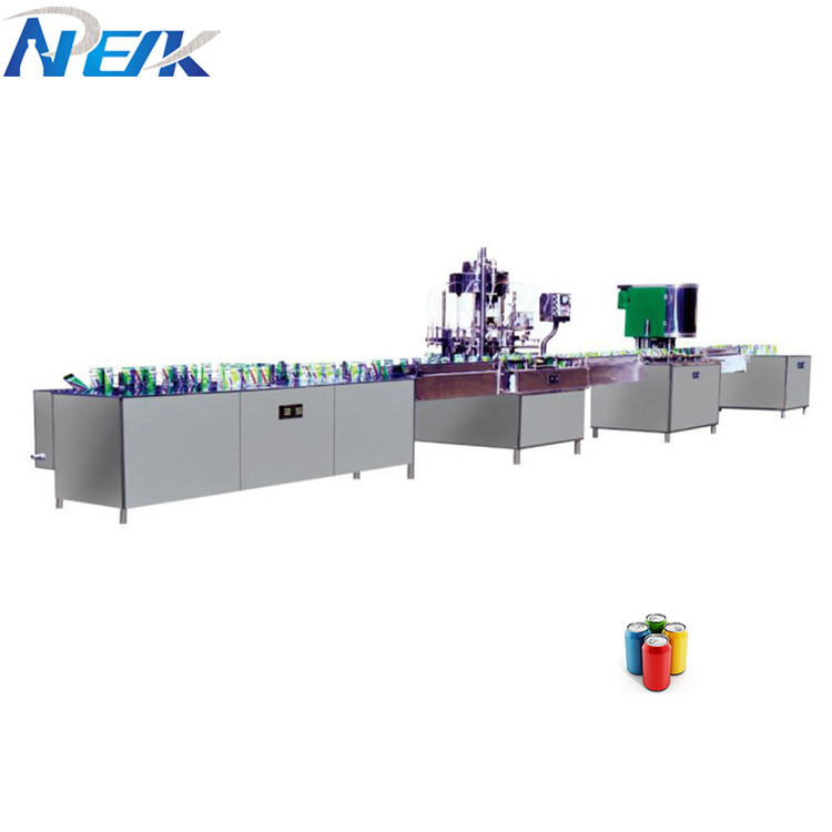 practical carbonated drink aerated soda water glass bottle filling machine for csd beverage