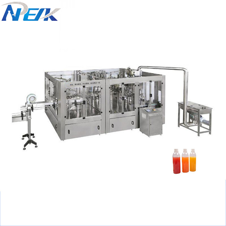 china 500ML full automatic 3 in1 mini small bottle mineral  water filling machine price