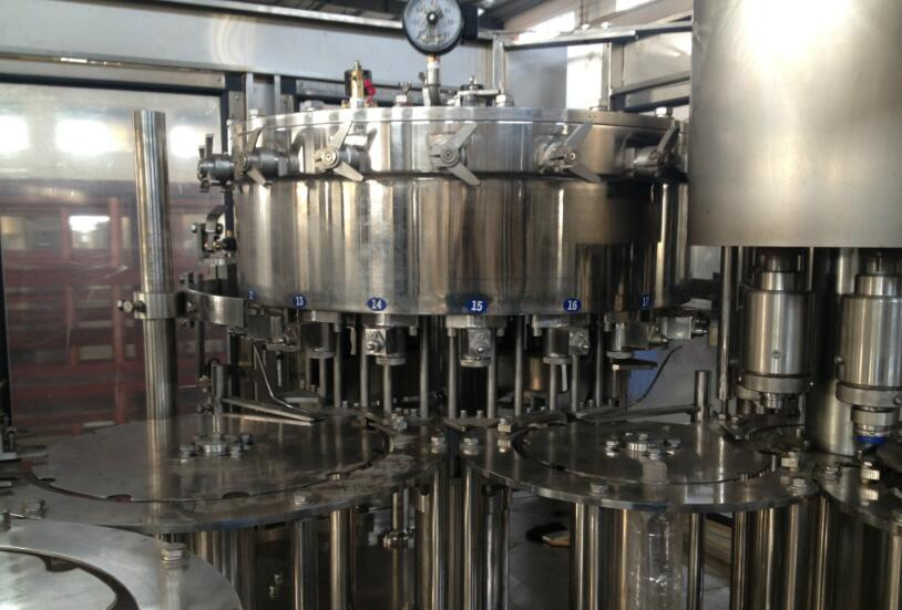 3 in 1 automatic mineral water bottling plant/ pure water production line for juice/beverage/mineral water